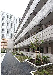 東京都江東区東雲2丁目の賃貸マンションの外観