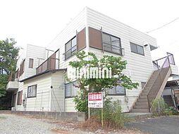 田辺アパート[2階]の外観