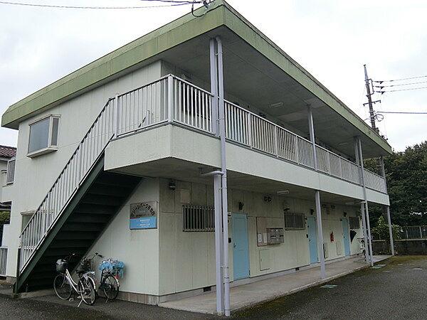グリーンパーク佐伯B 1階の賃貸【東京都 / 福生市】