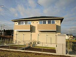 [テラスハウス] 茨城県つくば市上野 の賃貸【/】の外観