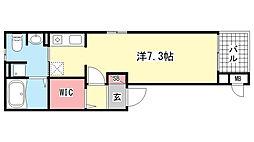 [タウンハウス] 兵庫県神戸市東灘区本山中町3丁目 の賃貸【/】の間取り