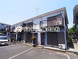 [テラスハウス] 神奈川県座間市緑ケ丘4丁目 の賃貸【/】の外観