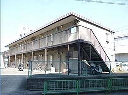 矢頭ハイツB棟[1階]の外観