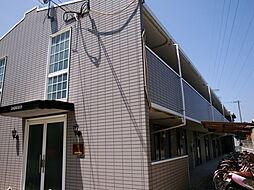 兵庫県姫路市上大野6丁目の賃貸アパートの外観