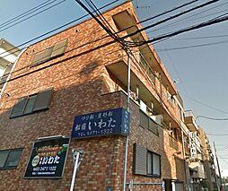 岩田ビル[201号室]の外観