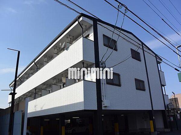 グランドヒルズ酒井 2階の賃貸【愛知県 / 名古屋市港区】