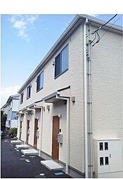 神奈川県藤沢市善行坂2丁目の賃貸アパートの外観