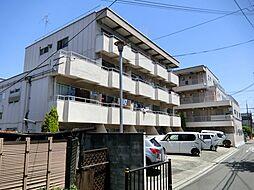 山崎第2マンション[3階]の外観