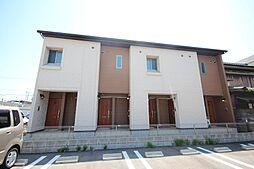 愛知県名古屋市中川区東中島町1の賃貸アパートの外観
