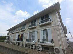 千葉県印西市相嶋の賃貸アパートの外観