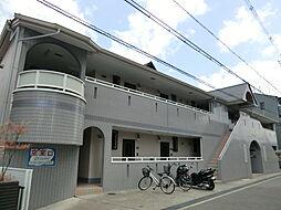 メゾネート筒井[1階]の外観