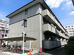 JY プレガーレB[駐車場1台付][3階]の外観