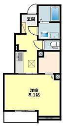 上横須賀駅 4.6万円