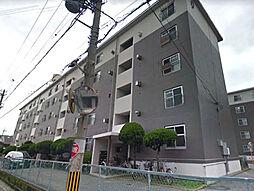 助松ハイツD棟[402号室]の外観