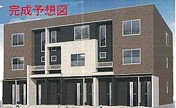 長野県長野市三輪7丁目の賃貸アパートの外観