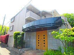 パークサイド松木[1階]の外観
