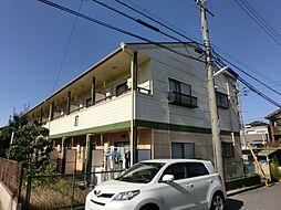 愛知県長久手市砂子の賃貸アパートの外観