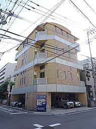 福岡県福岡市博多区比恵町の賃貸アパートの外観