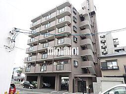 フラット柴田[2階]の外観