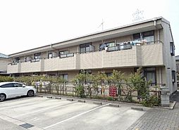 愛知県名古屋市名東区高針台1丁目の賃貸アパートの外観