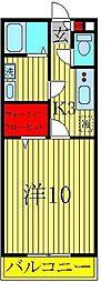 アムール長崎 I・II[2階]の間取り