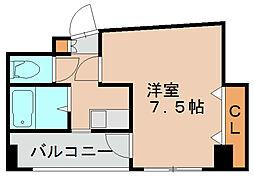 アーバンビュー21[2階]の間取り