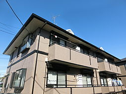東京都練馬区早宮3丁目の賃貸アパートの外観