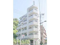 Uトピア高幡不動[3階]の外観