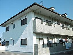 矢野コーポII[102号室]の外観