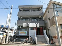 MIYABIROU(ミヤビロウ)[2階]の外観
