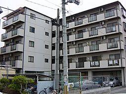 735柳ビル[4階]の外観