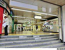 西日暮里駅(現地まで560m)