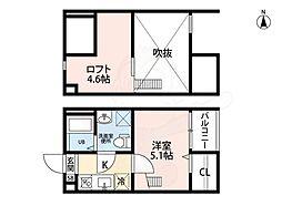 中村公園駅 5.1万円
