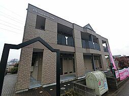 千葉県千葉市若葉区坂月町の賃貸アパートの外観