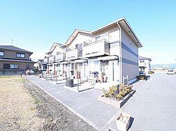 佐賀県神埼市千代田町境原の賃貸アパートの外観