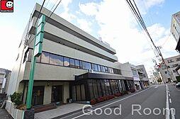 浜田マンション[4階]の外観