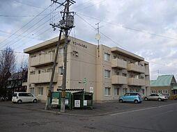 サニーパレス永山[101号室]の外観