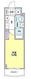 神奈川県川崎市麻生区万福寺4丁目の賃貸マンションの間取り