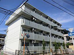 ハイツ志貴[4階]の外観
