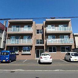 クォーツマンション[3階]の外観