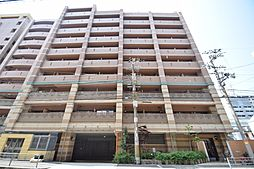 マスターズ・レジデンス道頓堀II[4階]の外観