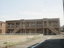 メゾンブランシェヨシダB[2階]の外観