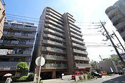東京都東久留米市新川町1の賃貸マンションの外観