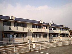 長野県長野市大字東和田の賃貸アパートの外観