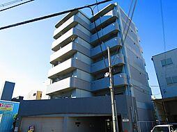 ライズィングサン[4階]の外観