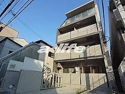 兵庫県神戸市兵庫区中道通3丁目の賃貸マンションの外観
