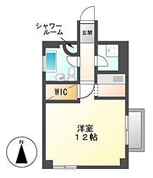 シュタットメゾン千代田[2階]の間取り