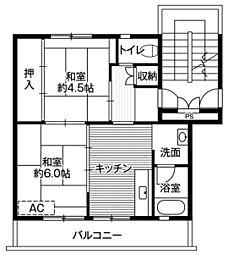 青沼駅 2.2万円