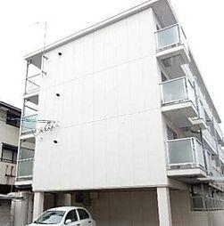 岡山県岡山市北区神田町2丁目の賃貸マンションの外観