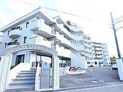 セントラルコート1号館[3階]の外観